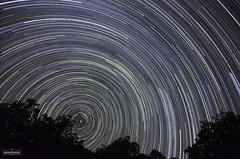 Circumpolar (Samuel Rodriguez Fotografa) Tags: longexposure portrait night stars photography noche nikon retrato estrellas nocturna fotografia estela largaexposicion circumpolar