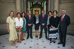 Ministras, Juan Andres Camus, Eduardo Perez, Jose Antonio Molina