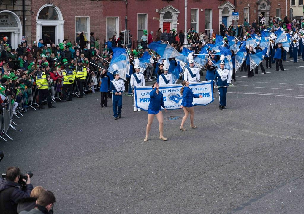 Christopher Newport University Marching Captains-112421