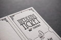 M ngels & David (El Calotipo) Tags: wedding design printing silkscreen letterpress invitations invitaciones serigrafa