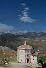 Serenity (Davide'70) Tags: italia paesaggio abruzzo silenzio patrimonio gransasso cristianit campoimperatore fascino roccacalascio