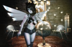 To the Moon... (Spirit Eleonara) Tags: life light shadow colour photography spirit fantasy empire second hideki drd aitui catwa zibska