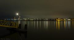 Rotterdam@Night (Paul van Agthoven) Tags: canon rotterdam nacht nederland sigma 1770 donker lange kleuren sluitertijd