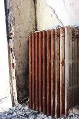 fonte (dumond79) Tags: paris beach melting radiator urbex