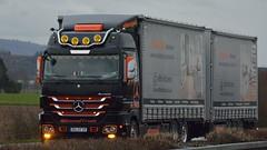 D - Stengel MB Actros 2546 LH08 (BonsaiTruck) Tags: truck lorry camion trucks mb lastwagen lorries lkw stengel actros lastzug