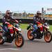 Marc Márquez y Dani Pedrosa. GP de Argentina 2016. MotoGP.