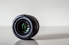 Nifty Fifty (BGDL) Tags: glass lens nikon week42 niftyfifty 7daysofshooting focusfriday nikond7000 bgdl afsnikkor50mm18g afsmicronikkor40mm128g lightroomcc
