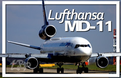Lufthansa MD11 Graphic (bananamanuk79) Tags: airplane aircraft aviation planes runway lufthansa stansted spotting md11 mcdonnelldouglas trijet planespotting spotter lufthansacargo mcdonnelldouglasmd11 londonstanstedairport dalcn