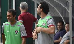 Treino 31.03.2016 (Fluminense F.C.) Tags: sorrindo treinando