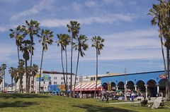 Los Angeles (Âme Photographie) Tags: california travel venice sky beach america photography la losangeles santamonica palmtrees venicebeach travelphotography ammephotography