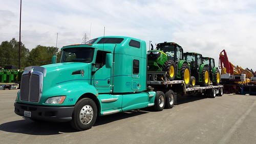 Tractors from Tacoma