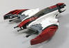 S15 Swallow Starfighter (2:STUDS) Tags: infantry digital robot ship with lego space military helicopter walker futuristic speeder mech hovercraft designed drone defenses ldd starfighter