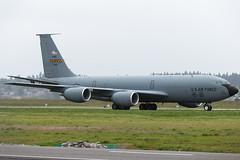 DECEE 98 (sabian404) Tags: cn portland airport andrews force air united international pdx states boeing usaf afb kc135 kc135r kpdx 17558 459arw 756ars decee 571487 k35r