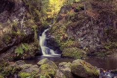 Hiking The Black Forest (HikerandBiker) Tags: autumn black forest germany deutschland herbst wald schwarzwald blackforest langzeitbelichtung ravennaschlucht lffeltal sony2875mmf28sam sonyslta99v sonyalpha99 lffeltalweg