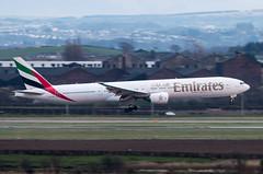 IMGP8959_A6-EMV_GLA (ClydeSights) Tags: emirates boeing gla glasgowinternationalairport 773 boeing777 b773 a6emv 77731h egpf cn28687