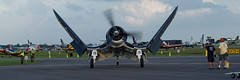 todays airshow brought to you by the letter W (4paul!) Tags: sun fun gull wing n airshow inverted warbirds f4u corasair