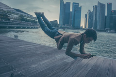 Surrealism (Ong Wee Kiat) Tags: magic levitation gravity float levitate defying defy