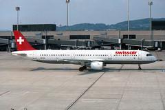 "Swissair Airbus A321-111 HB-IOA  ""Neuchtel"" (Kambui) Tags: airplane airplanes planes zrich aviones avions kloten swissair zrh flugzeuge  avies aeroplani kambui"