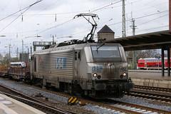 HSL 37025-0 SaarRail Zug, Bremen Hbf (michaelgoll777) Tags: prima hsl akien bb37000