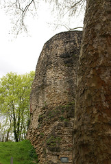 Mainz, Zitadelle,  Drususstein - Citadel, Drusus Stone (HEN-Magonza) Tags: germany deutschland citadel mainz rheinlandpfalz zitadelle rhinelandpalatinate drususstein drususstone eichelstein