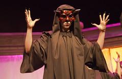Membro do coro (DivesGallaecia) Tags: teatro tragedy esquilo coro tragedia aeschylus eumenides eumnides traxedia seecgalicia erinias