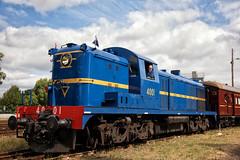 Pioneer (SJB Rail) Tags: diesel australia trains locomotive railways railroads alco 4001 rsc3 thnsw
