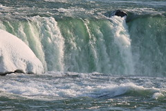 Niagara Falls during April.  You can see some snow in some pictures (William Wilson 1974) Tags: travel nature niagarafalls pretty niagara waterfalls touristattraction niagarafallsny