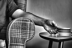 "Reach out ! (CJS*64 ""Man with a camera"") Tags: blackandwhite bw cup monochrome relax mono blackwhite nikon drink beverage reach nikkor dslr 50mmf18d reachout whiteandblack whiteblack nikkorlens 50mmf18lens 50mmnikkorlens d7000 nikond7000"