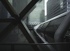 Terminus. (Explore - 26:04:2016) (sisyphus007) Tags: city london canon canarywharf modernarchitecture futuristic londonarchitecture modernbuildings michaelkiedyszko