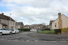 Roslin. (boneytongue) Tags: tourism private scotland code village place scottish chapel tourist holy da council housing resting grail vinci midlothian roslin suggested
