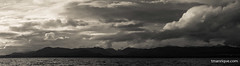 Clouds II (tm1126) Tags: city blackandwhite bw panorama patagonia storm mountains argentina weather clouds landscape nikon view wide stormy panoramic bariloche cordillera turbulence mountainrange ronegro d7100 cordilleranbelt