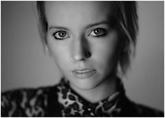 Leopard Skin / Wild Eyes (Richard Cawood) Tags: portrait zeiss atl sony 85mm headshot batis studiophotography studioshots richardcawood atlantaphotographer sonyshooter richardcawoodphotography sonya7rii a7rii zeissbatis85mm
