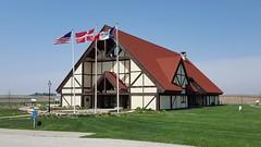 The museum of Danish America in Elk Horn, Iowa
