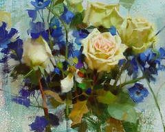 Good job, a perfect painting of flowers (PhotographyPLUS) Tags: pictures graphics photos illustrations images stockphotos articles footage stockimage freephoto stockphotograph