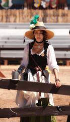 Joust Bunny (thePhotographerRaVen) Tags: woman phoenix beautiful festival fantasy faire joust renaissance apachejunction arizonarenaissancefestival royalfaires photosbyraven