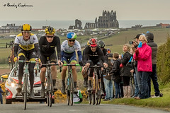 087-Editrz (Bev Cappleman) Tags: abbey bicycle race yorkshire whitby northeast northyorkshire letour cyclerace tourdeyorkshire