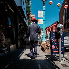 farthest book orders (bhautik joshi) Tags: sf sanfrancisco california street people walking word us words chinatown unitedstates walk candid text streetphotography pedestrian sidewalk bayarea pedestrians characters fromthehip sfist bhautikjoshi