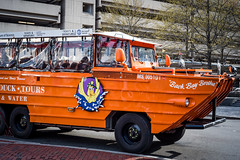 Duck Tours Boat (kuntheaprum) Tags: fish seahorse acquarium newengland
