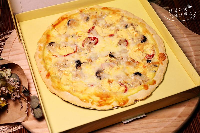 FUNNY PIG番尼豬手工鮪魚鹹派紅豆派22
