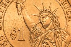 122/366 - $1 Coin