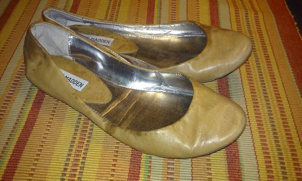 Fetish shoes used