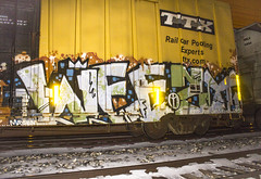 WEEZY (Rodosaw) Tags: street chicago art photography graffiti culture documentation d30 freight subculture weezy of