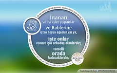 Kerim Kuran Hud 23 (Oku Rabbinin Adiyla) Tags: god muslim islam religion jesus bible allah islamic verse kuran ayet