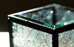 Treasure Box (Captured Heart) Tags: glass treasure box treasurebox glassbox