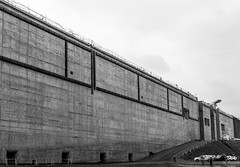 Inside the Panama Canal expansion (NK Fotografia) Tags: architecture canal locks inside panama proportion expansion panamacanal