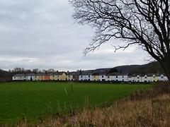 Esk Valley miners' cottages (Jecurb) Tags: grosmont nymr northyorksmoors eskvalley