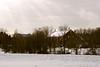 Dusting, Winter, Western Maryland, January 2, 2010 (J. S. Oppenheim) Tags: maryland midatlantic winter2010 leitersburgvicinity