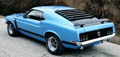 "1970 Boss Mustang • <a style=""font-size:0.8em;"" href=""http://www.flickr.com/photos/85572005@N00/23985373421/"" target=""_blank"">View on Flickr</a>"