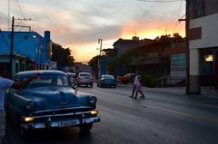 Twilight (Kathleen Tyler Conklin) Tags: november chevrolet car twilight havana cuba convertible chevy 2016 ktylerconk