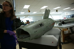 Star Treks USS Enterprise model (93) (channaher) Tags: startrek enterprise carlzeissvariosonnart2470mmf28zassm openuhc2016